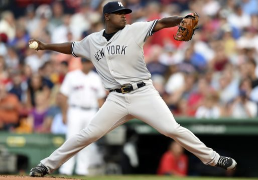 New York Yankees Option Luis Severino To Triple-A