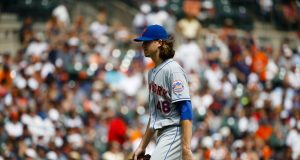 New York Mets: Tonight's Battle Of Aces Could Foreshadow A Cy Young Standoff