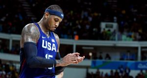 Carmelo Anthony Becomes Leading Team USA Scorer In Olympic History 2