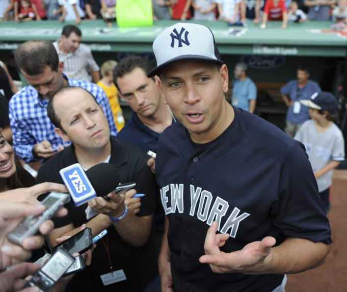 New York Yankees: Marlins Have Had Internal Talks About Alex Rodriguez (Report)