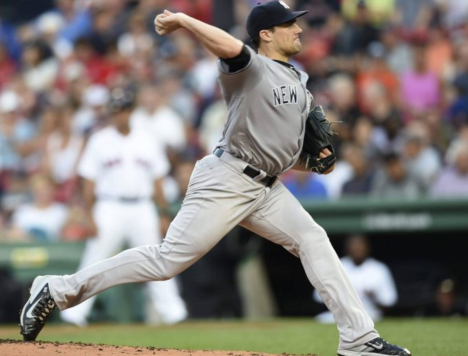 New York Yankees: Nathan Eovaldi Placed on 15-Day DL; Severino Recalled