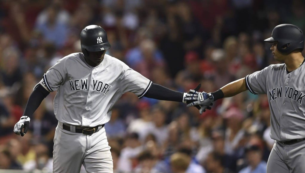 Comeback Win Removes Unneeded Drama For The New York Yankees