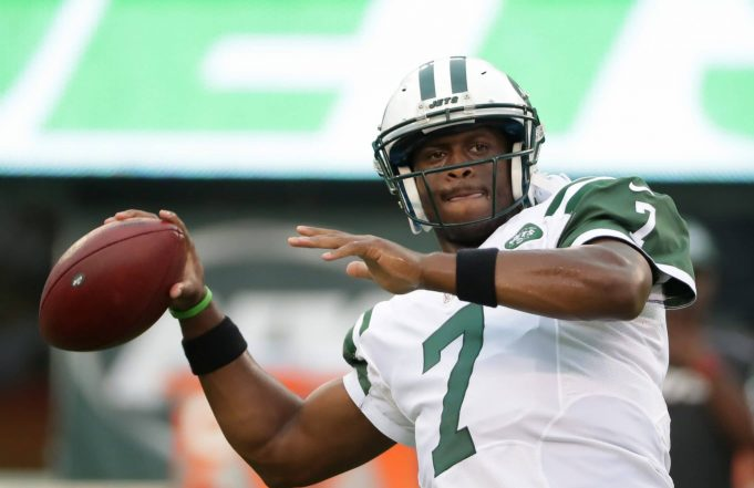 New York Jets' Geno Smith Is Still The No. 2 Quarterback