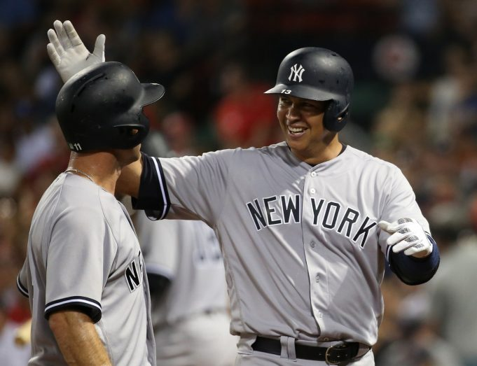 New York Yankees' Social Media Reliving A-Rod's Dramatic Moments