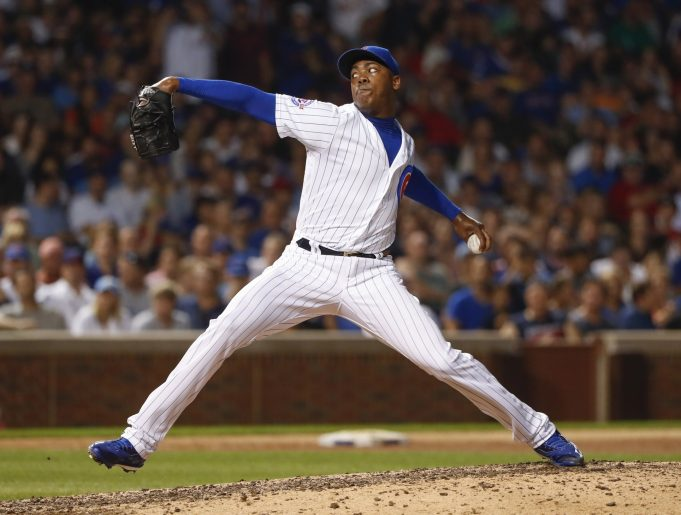 Chicago Cubs Played 'Smack My B**** Up' While Aroldis Chapman Pitched