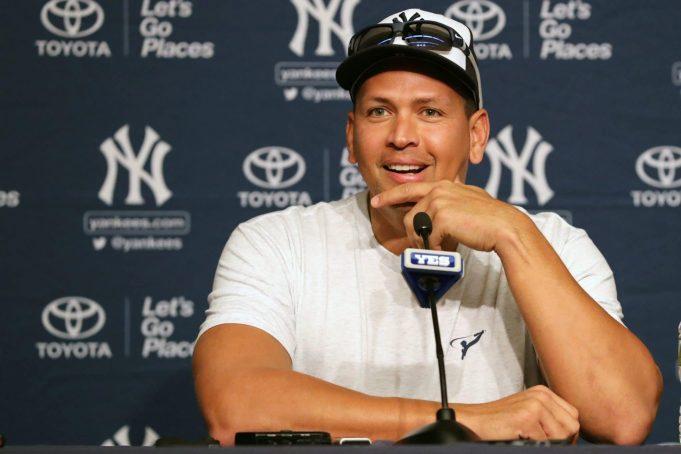 New York Yankees: Former Teammates Commend Alex Rodriguez