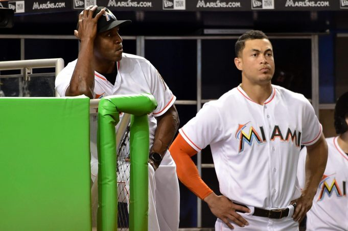 Giancarlo Stanton To Miss Remainder Of 2016 Campaign