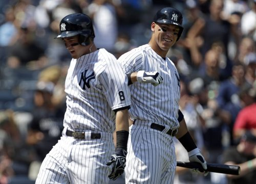 New York Yankees Youngsters Are Bringing A New Charisma To The Bronx