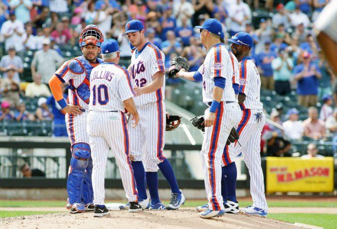 New York Mets: Terry Collins Is Lucky Steven Matz Allowed A Hit