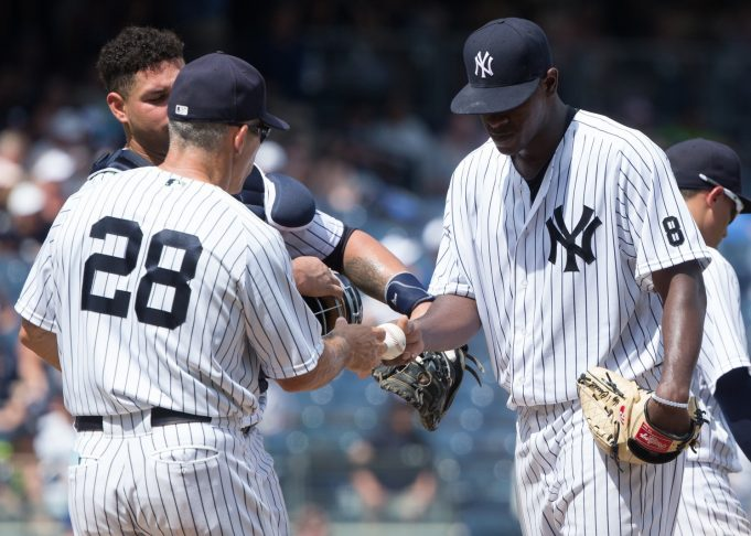 Luis Severino Highlights The New York Yankees' Major Imperfection 1