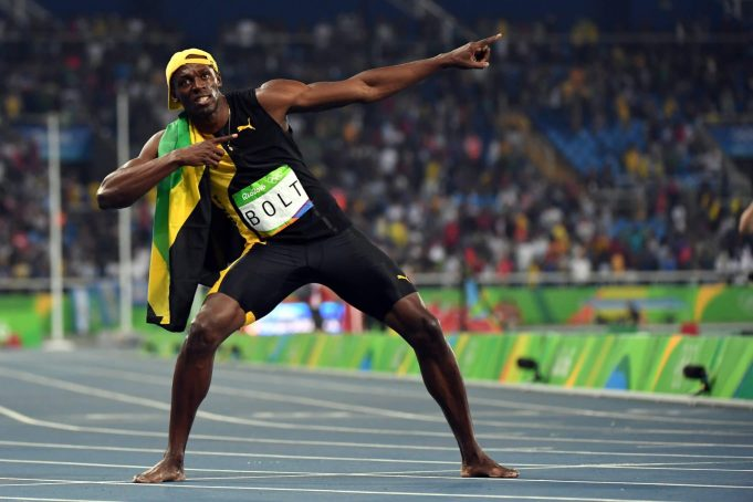 Usain Bolt Wins Unprecedented Third Straight 100-Meter Dash At Rio Olympics