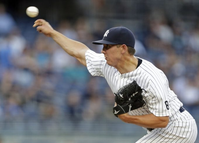 New York Yankees: With Opportunity Knocking, Chad Green Answers With Gem