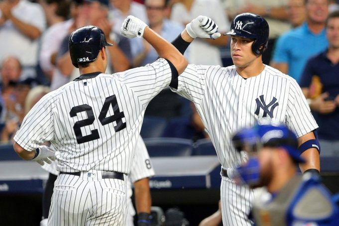 New York Yankees: Baby Bombers Highlight Middle Of The Order In Series Finale