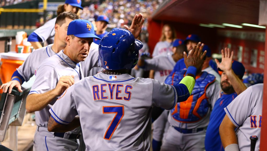 Jose Reyes Showing He Is The Catalyst The New York Mets Desperately Needed 3