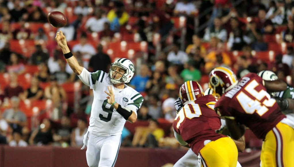 New York Jets: Takeaways From Loss To Skins