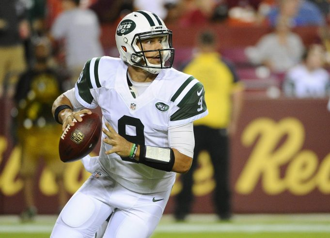 Bryce Petty Has Immediately Provided The New York Jets Flexibility