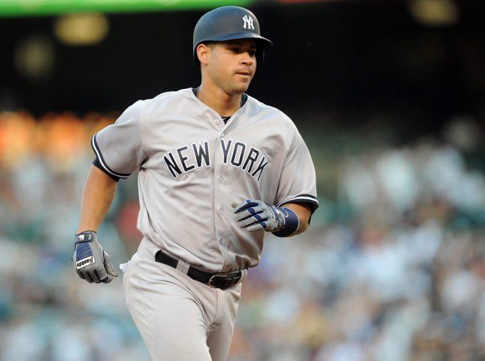 New York Yankees: Gary Sanchez Named AL Player Of The Week