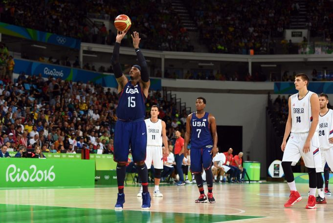 Carmelo Anthony Retires From Olympics With A Bang 1
