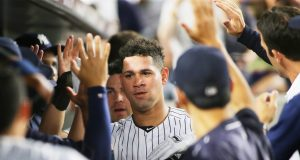 New York Yankees' Gary Sanchez Launches Yet Another Home Run (Video)