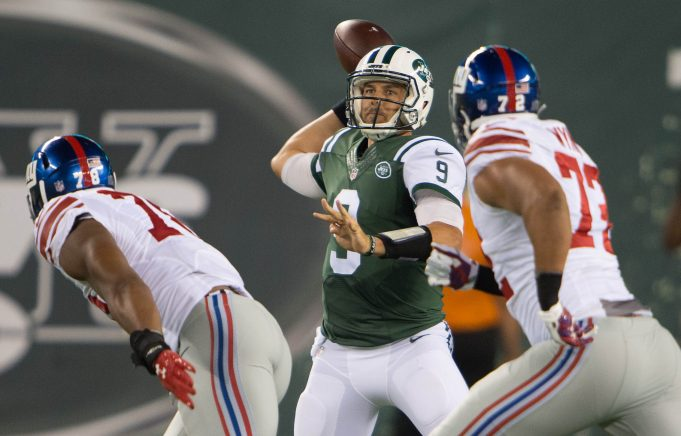 New York Jets Cut 11; Four Quarterback Roster Remains Likely