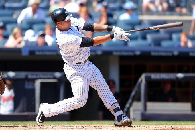 New York Yankees: Gary Sanchez Wins Second Consecutive AL Player Of The Week Award