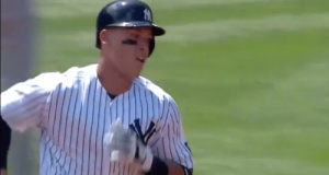 New York Yankees: Tyler Austin, Aaron Judge Go Back-To-Back In First Career At-Bats (Video)