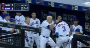 New York Mets' Curtis Granderson Smacks HR To Tie Game In 11th (Video) 2