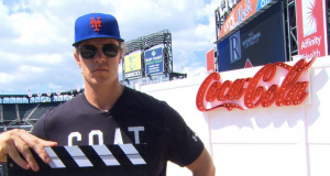 New York Mets' Noah Syndergaard Shows Off His Acting Skills (Video) 2