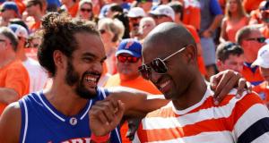 New York Knicks Big Joakim Noah Back In Gainesville (Video) 2