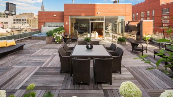 New York Knicks' Joakim Noah Grabs $5.8M Chelsea Property 2