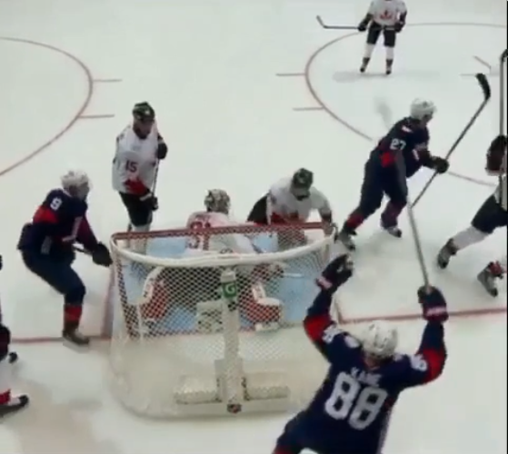 World Cup Of Hockey: Craziness Ensues In Toronto (Update)