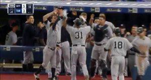 New York Yankees: Aaron Hicks Lifts Go-Ahead Two-Run Shot (Video)