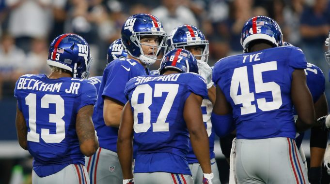 Three Reasons These Are Not Last Year's New York Giants