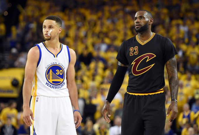LeBron James On Stephen Curry: 'Don't Get Fooled By That Smile'