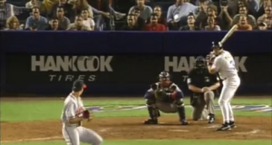 New York Mets: Relive Mike Piazza's Post 9/11 Homerun (Video)