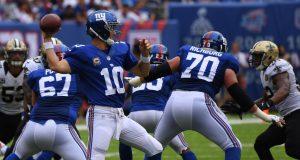 New York Giants Offense Reminiscent Of 2011 Team