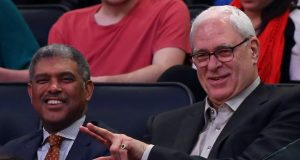 Phil Jackson Opens Up About Hiring Jeff Hornacek
