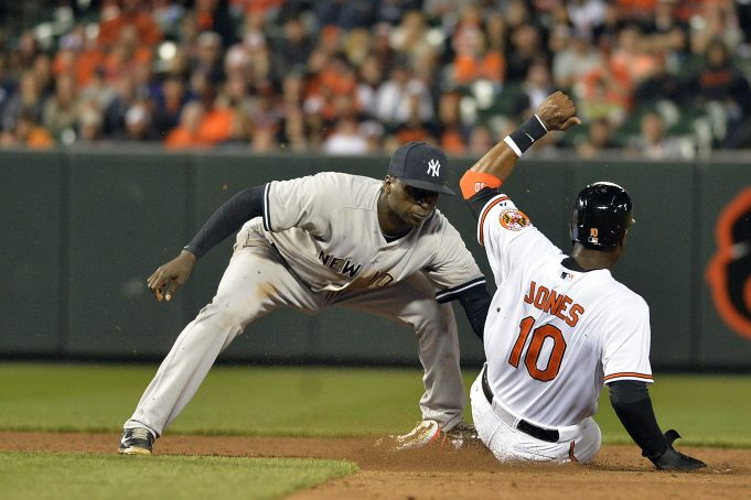 New York Yankees Head To Camden For Crucial Clash With O's