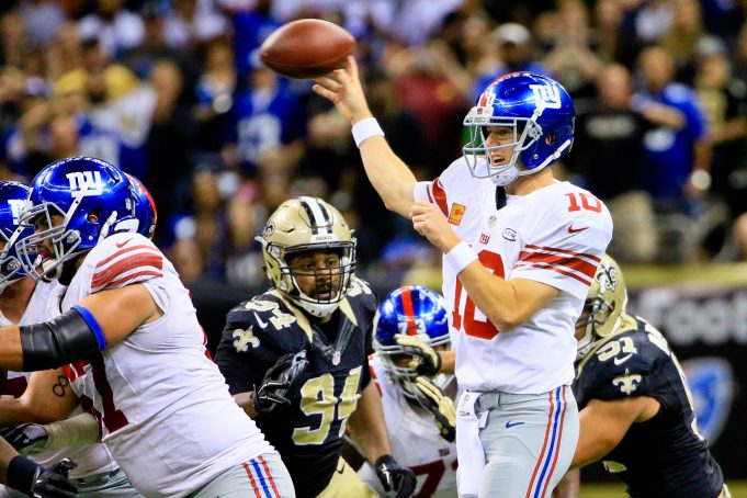 Three Keys For The New York Giants Against The New Orleans Saints 3