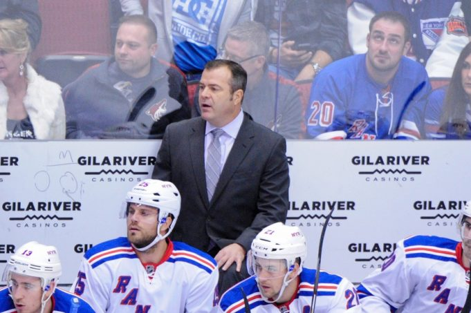 New York Rangers: Who's In, Who's Out On Opening Night
