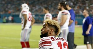 New York Giants: Ben McAdoo & Odell Beckham Relationship Possibly Strained 2