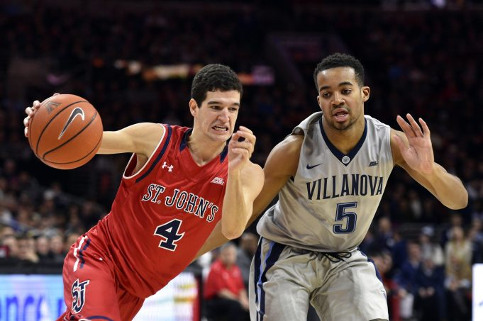 St. John's Men And Women Basketball Will Play Rare Doubleheader At MSG