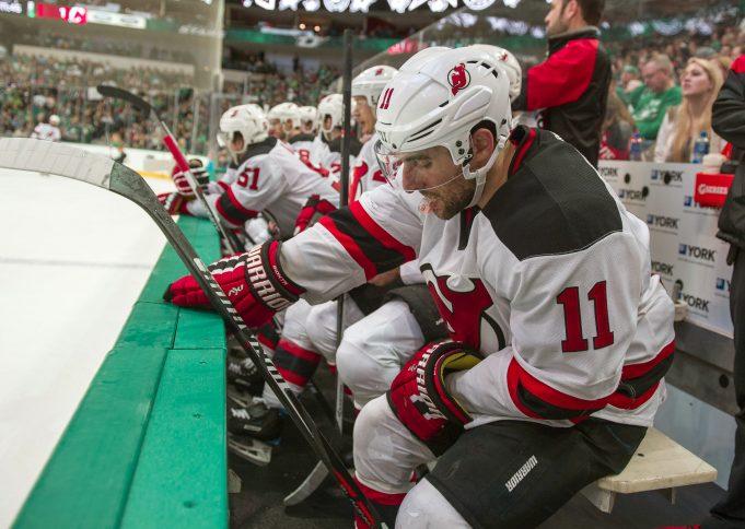 Stephen Gionta Joins New York Islanders On PTO Deal