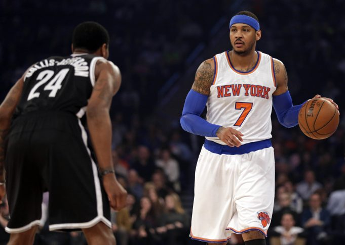 Westgate Superbook Has Brooklyn Nets Win Total At 20.5, New York Knicks At 38.5