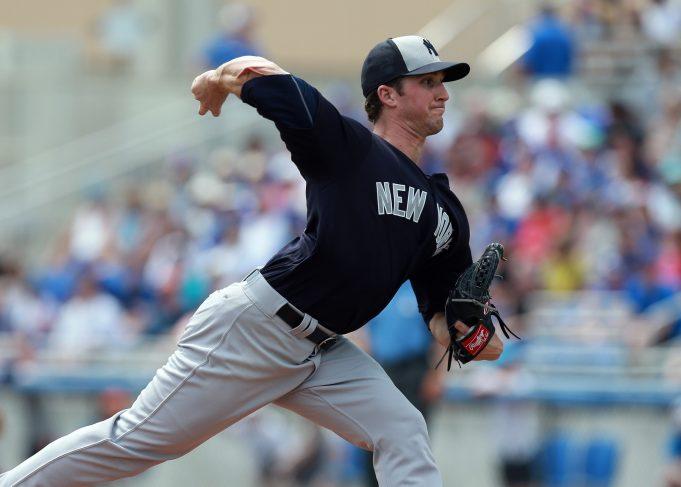 New York Yankees Recall Bryan Mitchell, James Pazos From Triple-A Scranton