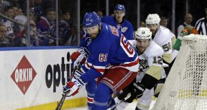 New York Rangers: Rick Nash's Future On Broadway