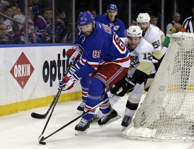 New York Rangers: Rick Nash's Future On Broadway