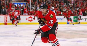 Andrew Ladd Brings Playoff Experience To New York Islanders