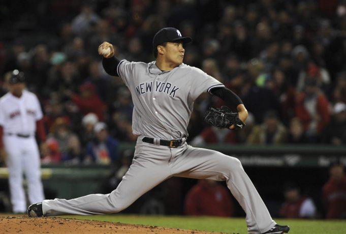 New York Yankees Turn To Masahiro Tanaka To Kickoff Crucial Series At Fenway