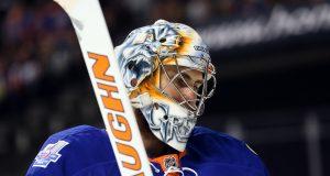 New York Islanders' Thomas Greiss Raises Autism Awareness